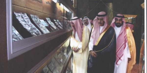 زيارة وزير الزراعة لمتحف الصادرية