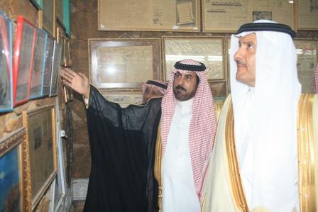 الأمير سلطان بن سلمان: متحف الصادرية إرث حضاري يصنف عالمياً