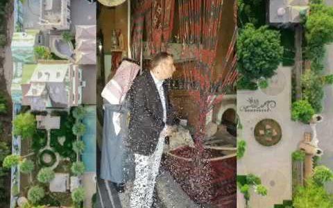 زيارة السفير الهولندي ومرافقيه الى منتجع ومتحف الصادريه